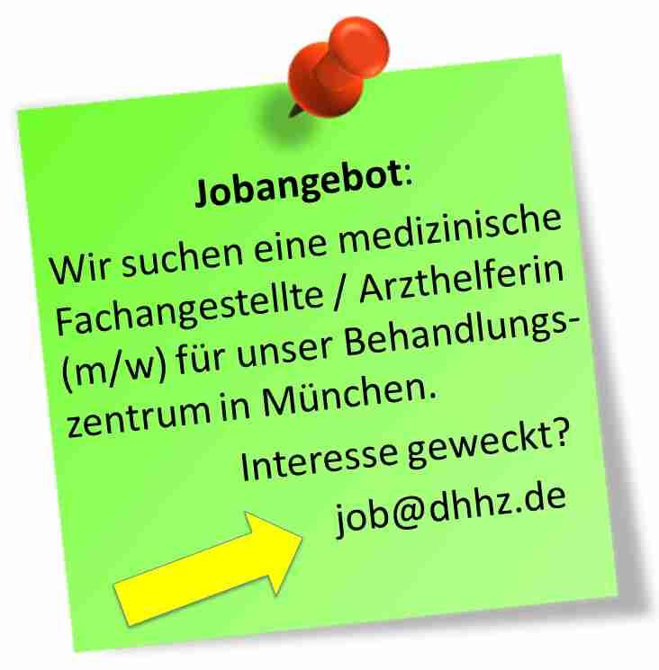Jobangebot im dhhz in m nchen for Isar kurier online