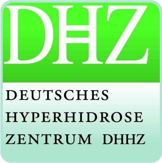 Logo Deutsches Hyperhidrosezentrum DHHZ