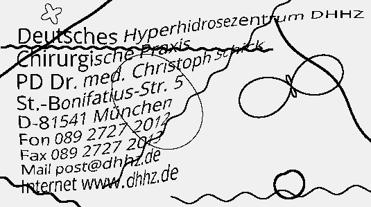 DHHZ Adresse Impressum - bitte Bilder anzeigen lassen!