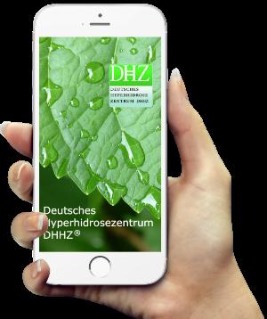 DHHZ Hyperhidrose App